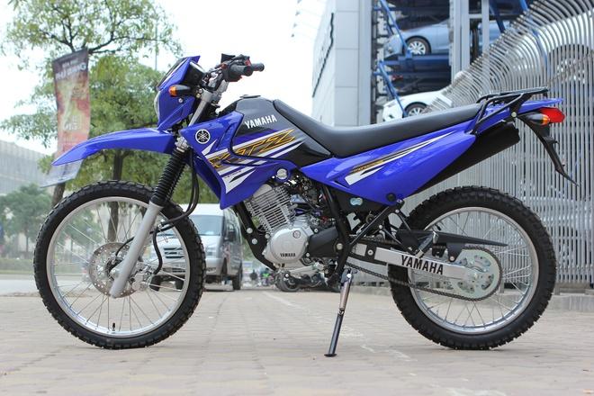 Yamaha XTZ 125 - xe cao cao gia hon 50 trieu tai Ha Noi hinh anh