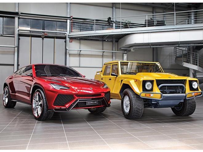 Lamborghini Urus khong trang bi cong nghe tu lai hinh anh