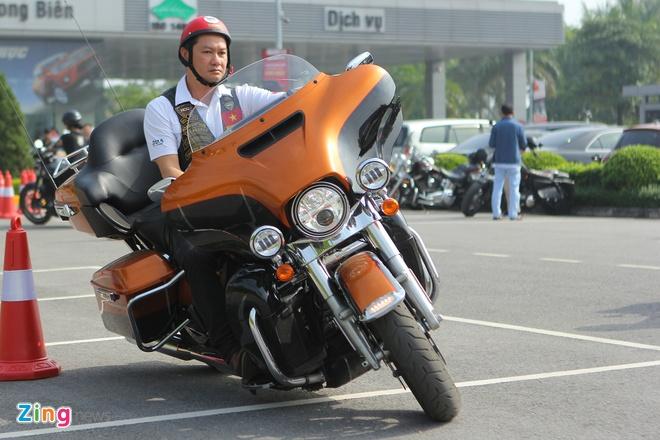 Harley-Davidson huong dan lai xe an toan tai Ha Noi hinh anh 5