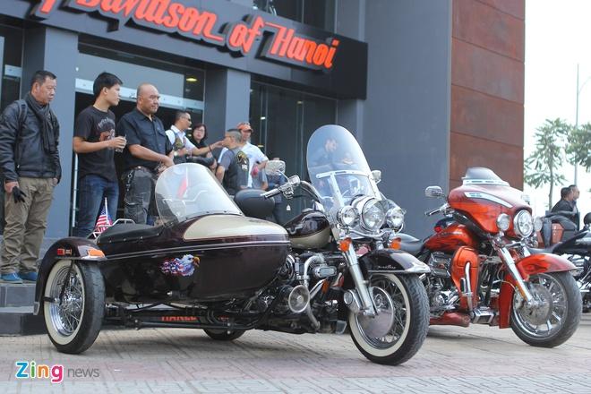 Harley-Davidson huong dan lai xe an toan tai Ha Noi hinh anh 1