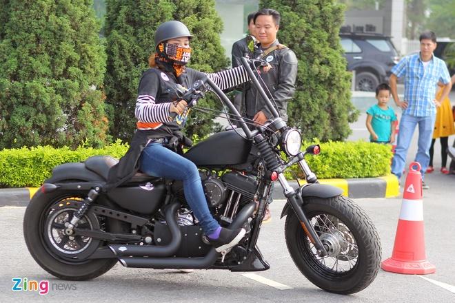 Harley-Davidson huong dan lai xe an toan tai Ha Noi hinh anh 7