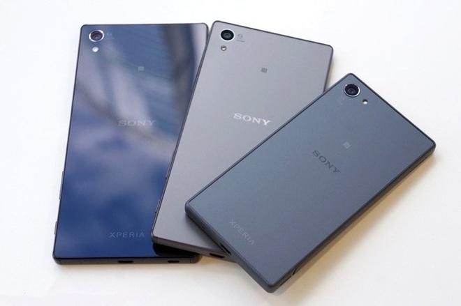 Sony se ra mat 2 sieu pham chay Snapdragon 820 trong nam toi hinh anh