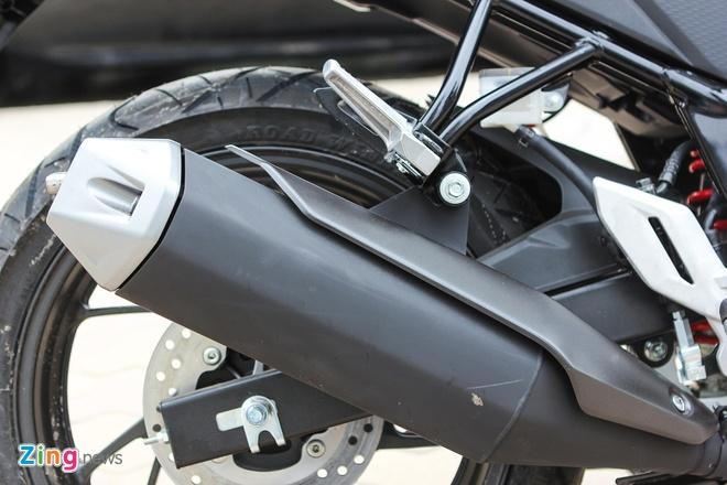 Honda CB150R 2016 so dang voi Yamaha FZ150i hinh anh 17
