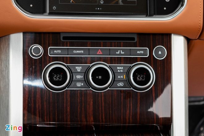 Chi tiet Range Rover Hybrid dau tien tai Ha Noi hinh anh 7