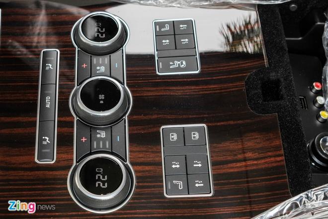 Chi tiet Range Rover Hybrid dau tien tai Ha Noi hinh anh 9