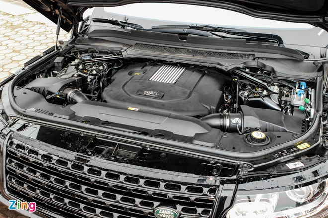 Chi tiet Range Rover Hybrid dau tien tai Ha Noi hinh anh 13