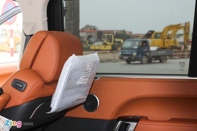 Chi tiet Range Rover Hybrid dau tien tai Ha Noi hinh anh 8