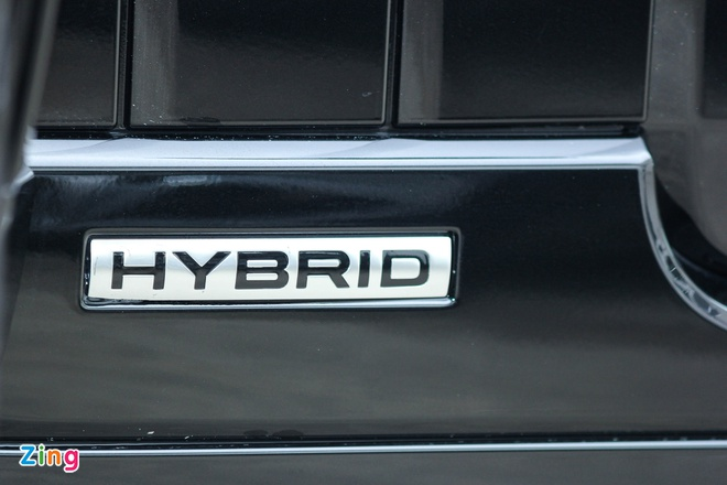 Chi tiet Range Rover Hybrid dau tien tai Ha Noi hinh anh 12