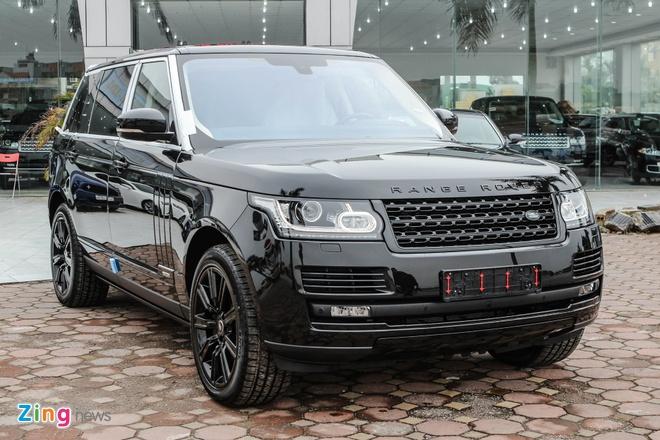 Chi tiet Range Rover Hybrid dau tien tai Ha Noi hinh anh 2