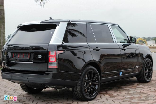 Chi tiet Range Rover Hybrid dau tien tai Ha Noi hinh anh 4