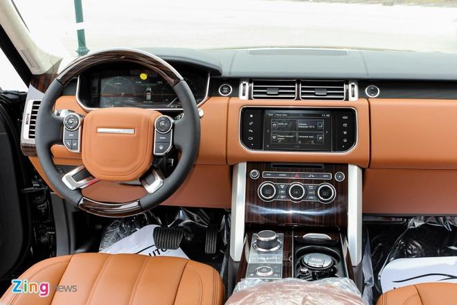 Chi tiet Range Rover Hybrid dau tien tai Ha Noi hinh anh 6