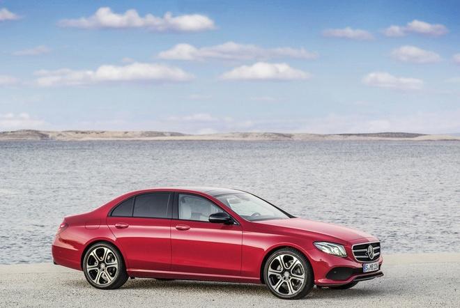 Mercedes-Benz E-Class moi lo anh ro net hinh anh 3