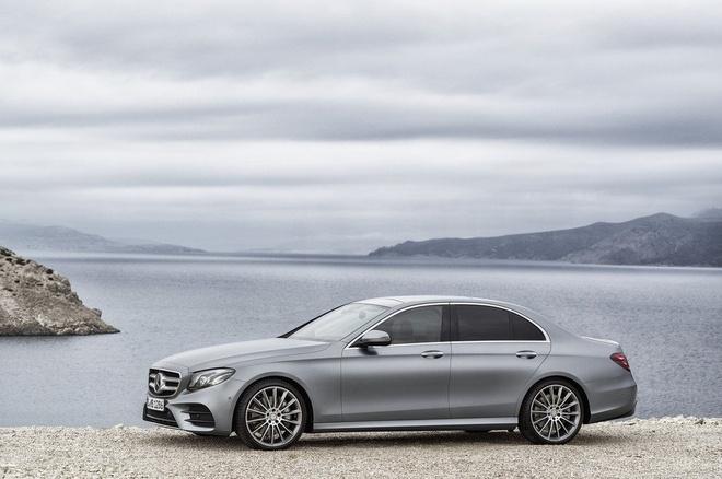 Mercedes-Benz E-Class moi lo anh ro net hinh anh 8