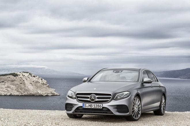 Mercedes-Benz E-Class moi lo anh ro net hinh anh 4
