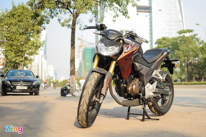Can canh Honda CB190R gia hon 90 trieu tai Ha Noi hinh anh 12