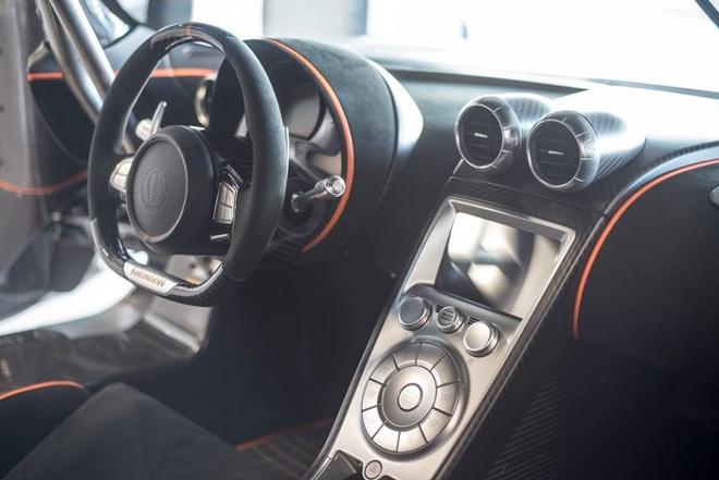 Sieu xe Koenigsegg One:1 rao ban gia 6 trieu USD hinh anh 5
