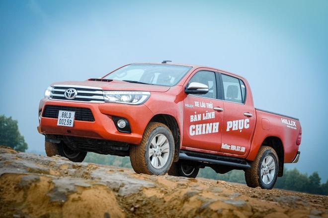 Toyota Viet Nam ban hon 51.000 xe nam 2015 hinh anh