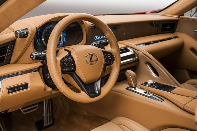 Lexus trinh lang xe the thao 2 cua LC 500 moi hinh anh 6