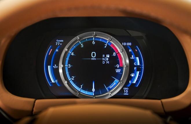 Lexus trinh lang xe the thao 2 cua LC 500 moi hinh anh 7