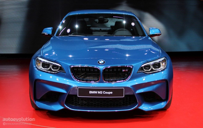 BMW M2 2016 - xe the thao moi tu Duc hinh anh