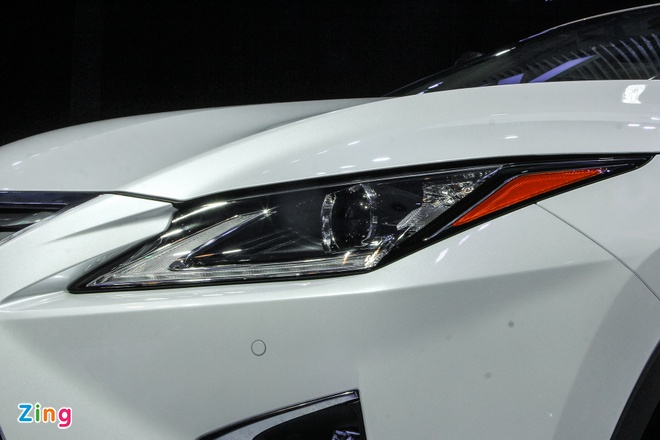 Can canh Lexus RX200t 2016 gia hon 3 ty tai Viet Nam hinh anh 3