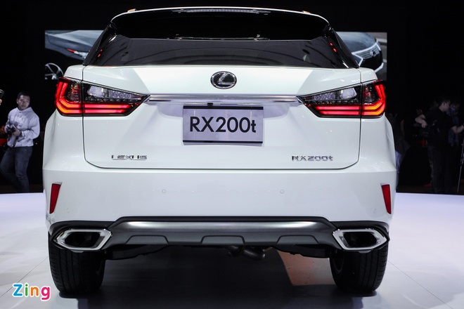 Can canh Lexus RX200t 2016 gia hon 3 ty tai Viet Nam hinh anh 5