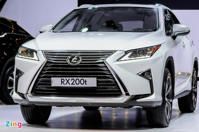 Can canh Lexus RX200t 2016 gia hon 3 ty tai Viet Nam hinh anh 4