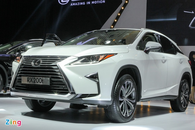 Can canh Lexus RX200t 2016 gia hon 3 ty tai Viet Nam hinh anh 1
