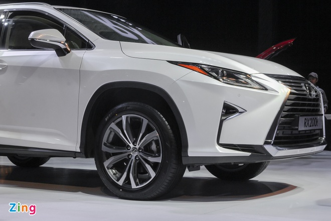 Can canh Lexus RX200t 2016 gia hon 3 ty tai Viet Nam hinh anh 2