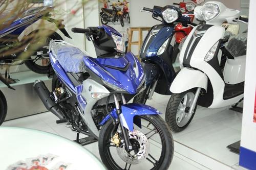 Honda SH, Yamaha Exciter 150 doi gia truoc Tet hinh anh
