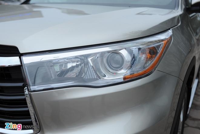 Chi tiet Toyota Highlander 2016 Limited tai Ha Noi hinh anh 6