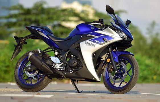 Yamaha dong loat tang gia R3, NM-X, FZ150i hinh anh