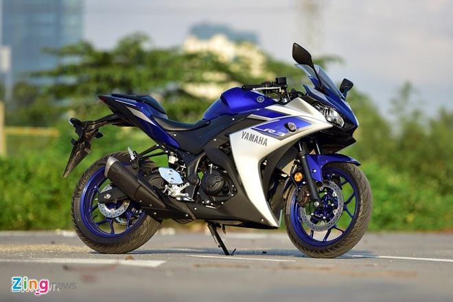 Yamaha dong loat tang gia R3, NM-X, FZ150i hinh anh 2