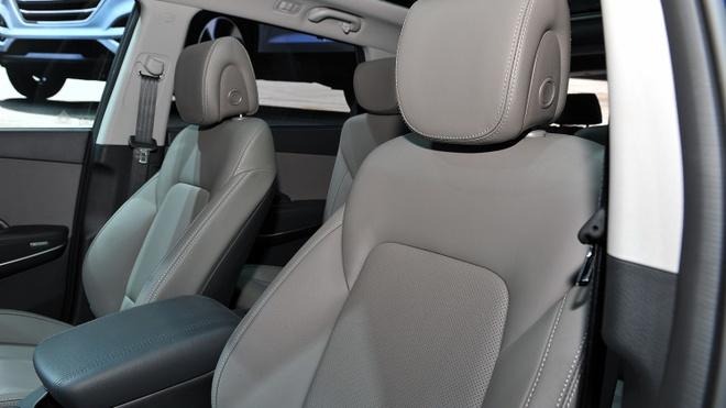Hyundai Santa Fe 2017 ra mat tai My hinh anh 5