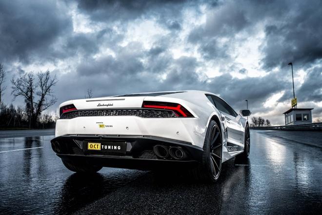 Lamborghini Huracan do sieu nap cong suat 805 ma luc hinh anh 4