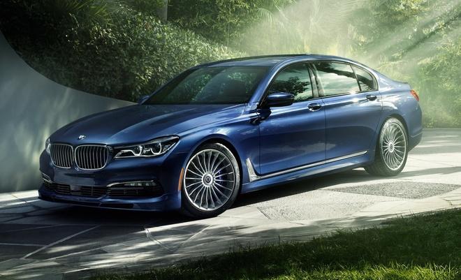 BMW Alpina B7 2016 - sedan manh nhat cua hang xe Duc hinh anh