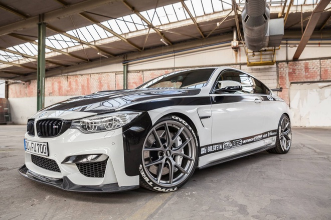 BMW M4 do cong suat 700 ma luc hinh anh