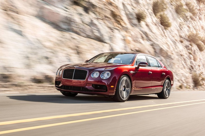 Bentley trinh lang Flying Spur V8 S hinh anh 1