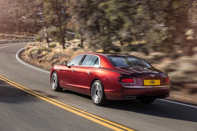 Bentley trinh lang Flying Spur V8 S hinh anh 2