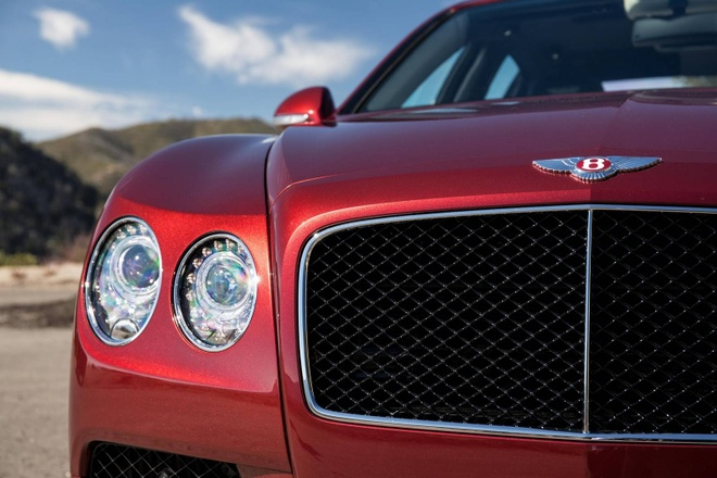 Bentley trinh lang Flying Spur V8 S hinh anh 6