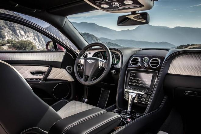 Bentley trinh lang Flying Spur V8 S hinh anh 7