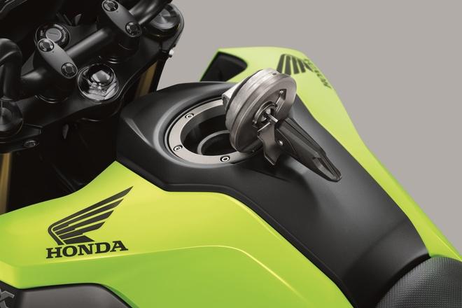 Honda MSX 2016 ra mat voi thiet ke moi hinh anh 7