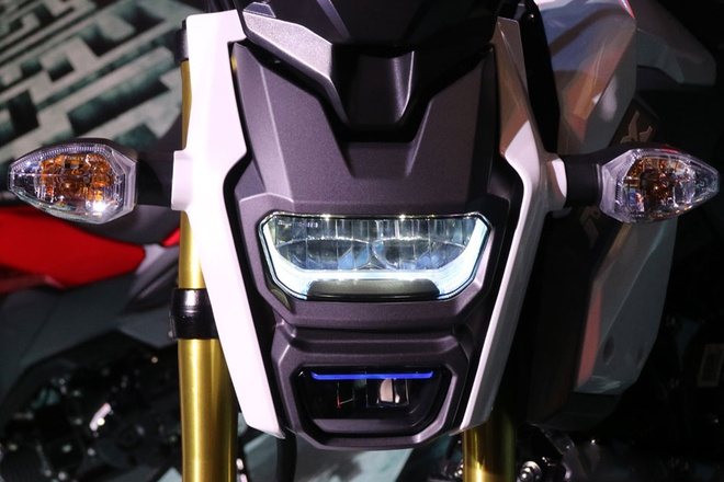 Honda MSX 2016 ra mat voi thiet ke moi hinh anh 3
