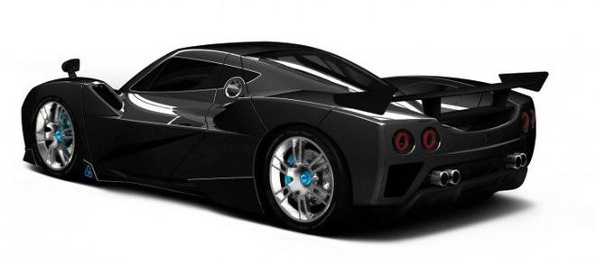 Arash AF10 Hypercar - Sieu xe manh hon Bugatti Veyron hinh anh 2