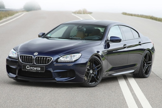 BMW M6 Gran Coupe do cong suat 740 ma luc hinh anh 1