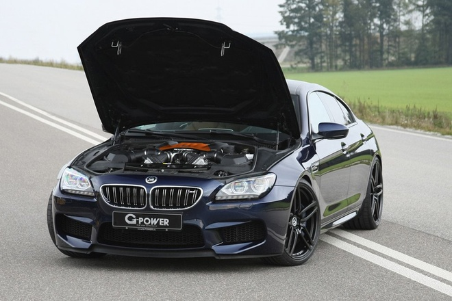 BMW M6 Gran Coupe do cong suat 740 ma luc hinh anh 2