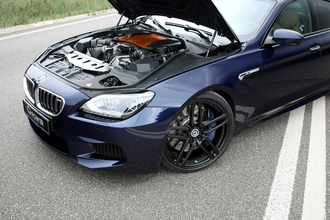 BMW M6 Gran Coupe do cong suat 740 ma luc hinh anh 3