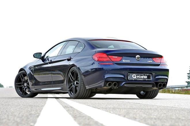 BMW M6 Gran Coupe do cong suat 740 ma luc hinh anh 6