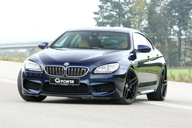 BMW M6 Gran Coupe do cong suat 740 ma luc hinh anh
