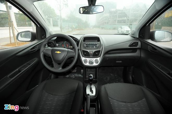 Chi tiet Chevrolet Spark Van 2016 gia 325 trieu tai Ha Noi hinh anh 8